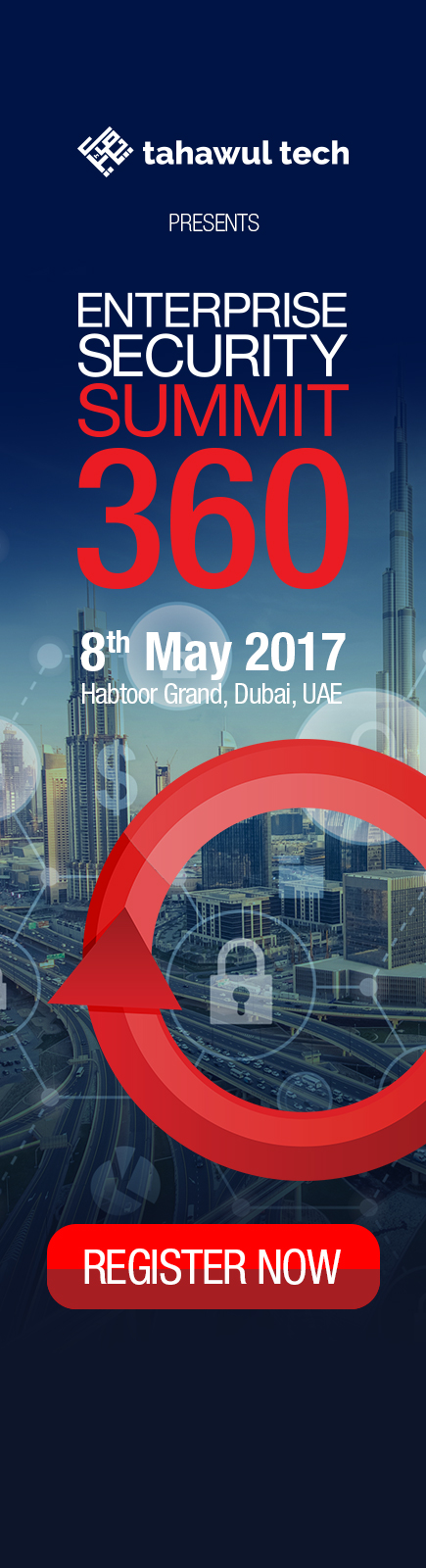 REGISTER NOW | ENTERPRISE SECURITY SUMMIT 360 2017