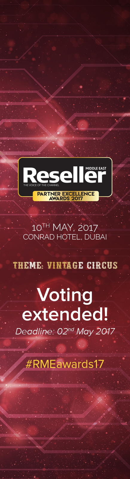 Reseller Middle East Readers Choice Awards 2017